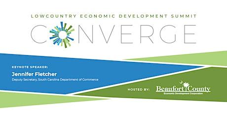 CONVERGE: The 2020 Lowcountry Economic Development Summit tickets