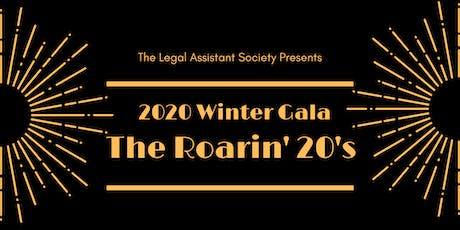 LAS 2020 Winter Gala - Roarin' 20's tickets