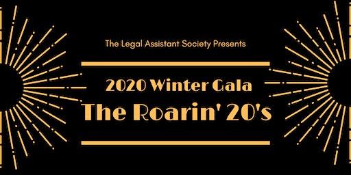 LAS 2020 Winter Gala - Roarin' 20's