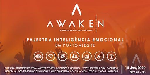 AWAKEN - Palestra Inteligência Emocional - PORTO ALEGRE