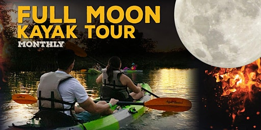 Full Moon Kayak Tour