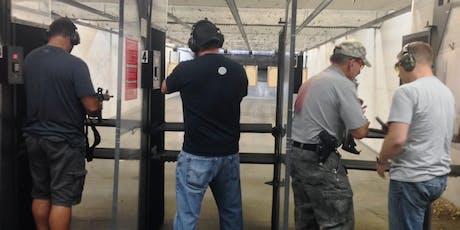 Basic Rifle Class (Pre-Tactical Rifle 1 Class) tickets