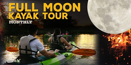 Full Moon Kayak Tour tickets