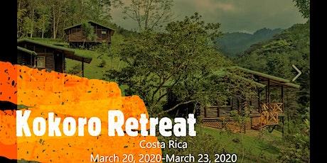 Costa Rica Kokoro Retreat tickets