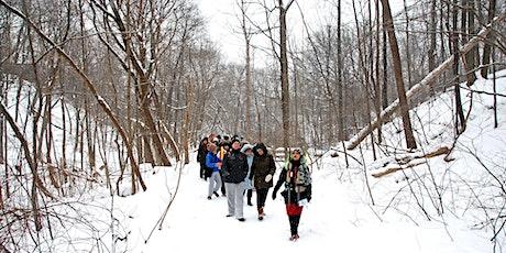 Winter Walks to Evergreen Brick Works tickets