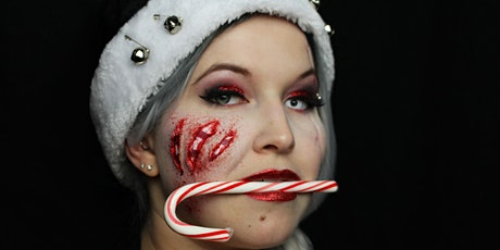 Sexy + Scary: Theatrical Makeup Workshop with Sponge SFX  tickets