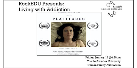 RockEDU Presents: Living with Addiction  tickets
