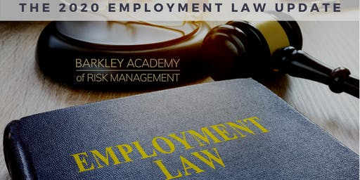 The 2020 Employment Law Update