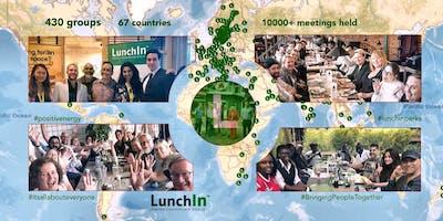 LunchIn™ Milano & Monza - pranzo di networking