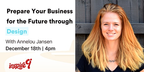 How To Prepare Your Business for the Future through Design tickets