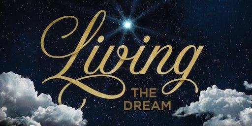 """""""Living the Dream"""" Christmas Eve Service - 9:30 p.m. - Sanctuary (Contemporary)"""