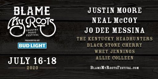 Blame My Roots Fest 2020