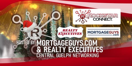 Free Central Guelph Rockstar Connect Networking Event (December, Guelph) tickets