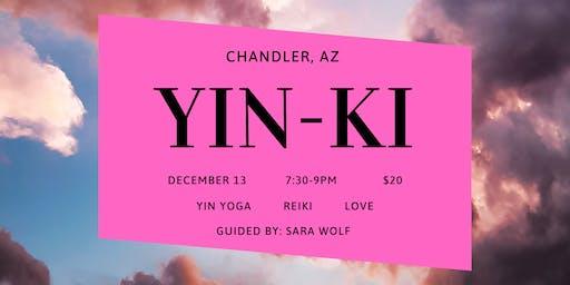 YIN-KI: Chandler