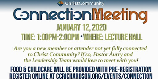 Connection Meeting