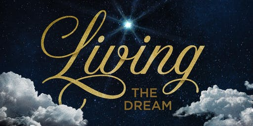 """Living the Dream"" Christmas Eve Service - 6:00 p.m.  -  Sanctuary (Traditional)"