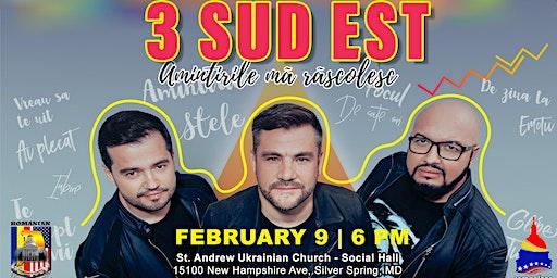 3 Sud Est - Concert