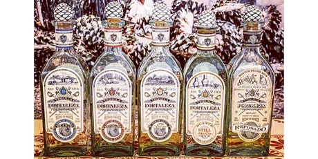 New Years Eve Fortaleza Tequila Tasting Dinner at Cielo Rojo tickets