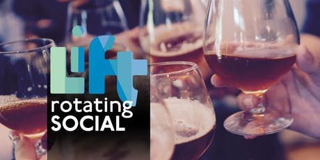 LIFT's Rotating Monthly Social - Land & Sea in Comox tickets
