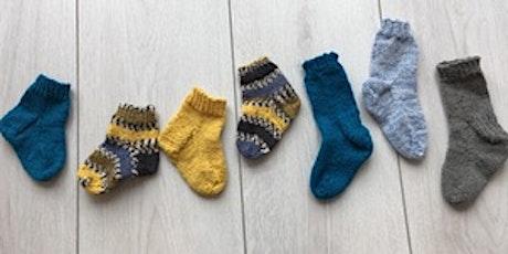 Sock Knitting for Beginners tickets