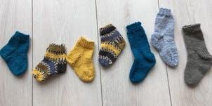 Sock Knitting for Beginners