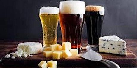 Beer & Cheese Pairings tickets