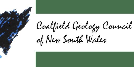 Coalfield Geology Council - Quarterly Meeting - December 2019