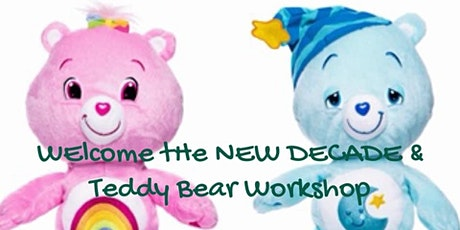 Teddy Bear Workshop & New Decade Party tickets