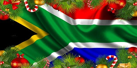 South African Christmas Dinner tickets