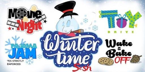Winter Time Sesh