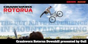 Crankworx Rotorua Downhill presented by Gull 2020