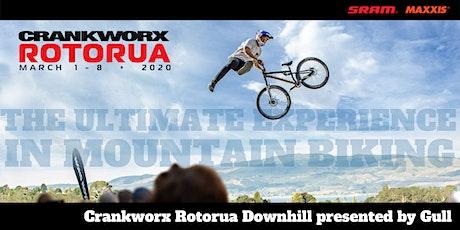 Crankworx Rotorua Downhill presented by Gull 2020 tickets