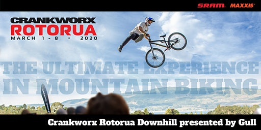 Crankworx Rotorua Downhill presented by Gull 2020