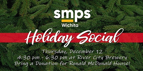SMPS Wichita 2019 Holiday Social tickets