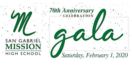 San Gabriel Mission High School Gala