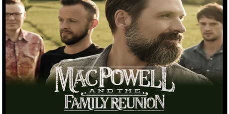 Mac Powell and the Family Reunion tickets