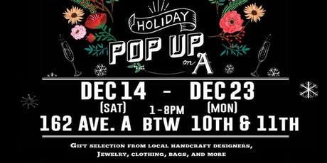 Holiday Pop-Up on A tickets