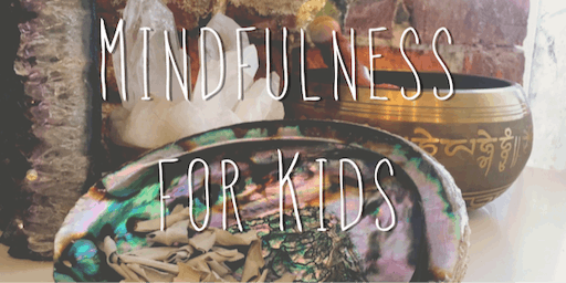 Mindfulness for Kids by Amber Cummings