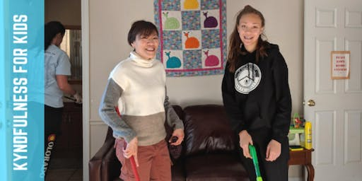 Volunteer with Project Helping at Shiloh House