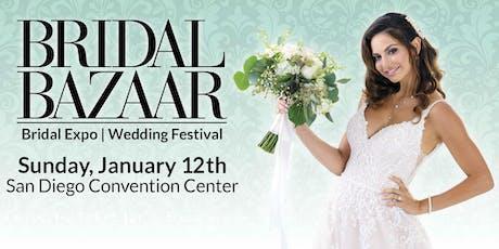 Bridal Bazaar - Bridal Expo & Wedding Festival - January 12th, 2020 tickets