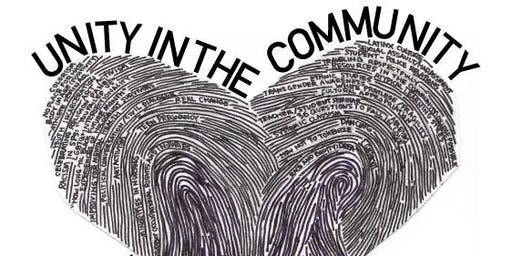 Unity in the Community 2019: SESSION THREE