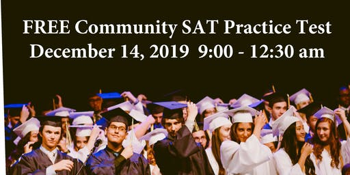 FREE Community SAT Practice Test