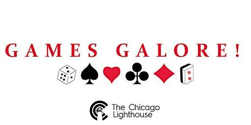 Games Galore: Mahjongg, Canasta, Bridge & More!
