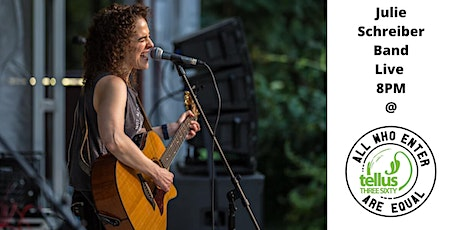 The Julie Schreiber Band // One Trick Grizzly tickets