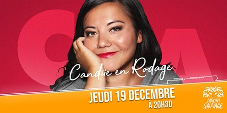 Candiie en Rodage tickets