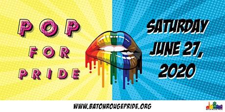 Baton Rouge Pridefest 2020 tickets