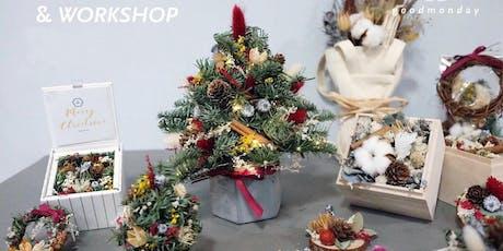 【O'Studio X Ramblei】Christmas Tree Decor Workshop tickets