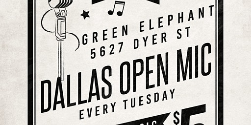 Dallas Open Mic