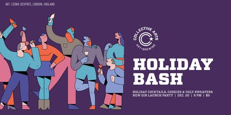Collective Arts Holiday Bash tickets