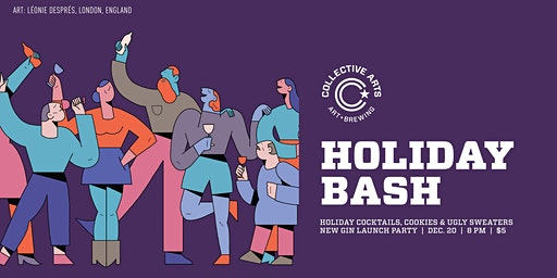Collective Arts Holiday Bash